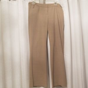 The limited tan dress pants